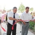 В Русінавічах открылся обновленный физкультурно — оздоровительный комплекс