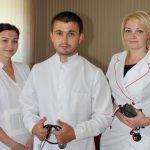 С новыми специалистами, Ляхавіччына!