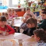 Дошкольное место. 887 маленьких жителей Ляховичского района в возрасте от двух до шести лет посещают детские сады
