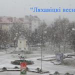 В ближайшие сутки снежный покров в Беларуси продолжит расти