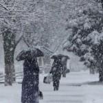 Мокрый снег и слабая метель ожидаются в Беларуси 3 января