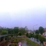 Дожди и порывистый ветер ожидаются в Беларуси в первой половине недели