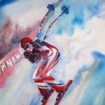 Искусство в поддержку спорта