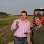 От Минска и до Бреста… работают ляхавіцкія мелиораторы