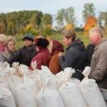 Что по чем, выясняли в первую субботу октября ляхавічане и гости города