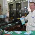 """Современное оборудование, прогрессивные технологии и разработки — для СОАО """"Ляховичский молочный завод"""" это обычное дело"""