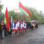 Маршрутами освободителей. В Ляховичском районе прошел автопробег «Дорогами освободителей» /фото/