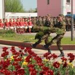 Мы помним! Мы гордимся! Ляхавіччына отметила День Победы /фото/