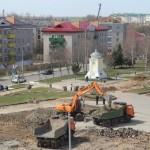 Ляховичи строятся… /фото/