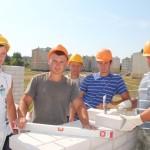 Их номер первый. 10 августа профессиональный праздник отмечают строители Ляхавіччыны /фото/