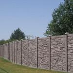 Бетонная ограда как средство против банкротства