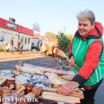 Базарная суббота. Как прошел первый осенний ярмарка в Ляховичах.