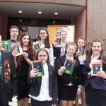 С паспортом! Юные ляхавічане получили паспорта /фото/