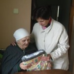 В Ляховичском районе проживает 7 человек, которые перешагнули вековой рубеж