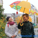 Неустойчивая холодная погода сохранится в Беларуси в выходные